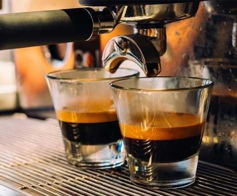قهوه اسپرسو داکنس